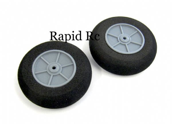 Foam Wheels 80mm